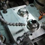 процесс электроэрозионной обработки пресс-формы